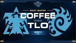 Coffee vs TLO TvZ - Ro32 Group G - WCS Winter - Americas