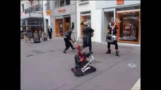 Vidéo Cie NAÜM - Psychiatrik Fanfaroïd ! - Perf  mobile 2