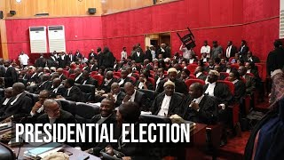 PDP Presents Additional Witnesses