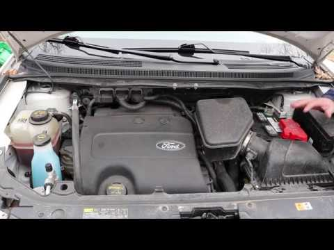 FORD Canister Purge Valve Replacement EVAP - YouTube
