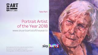 Call for Artists - Portrait and Landscape Artist of the Year