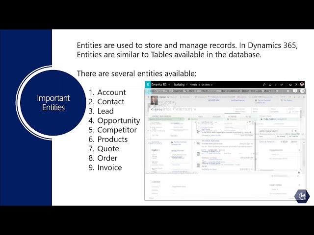 Introduction to Dynamics 365 for Sales