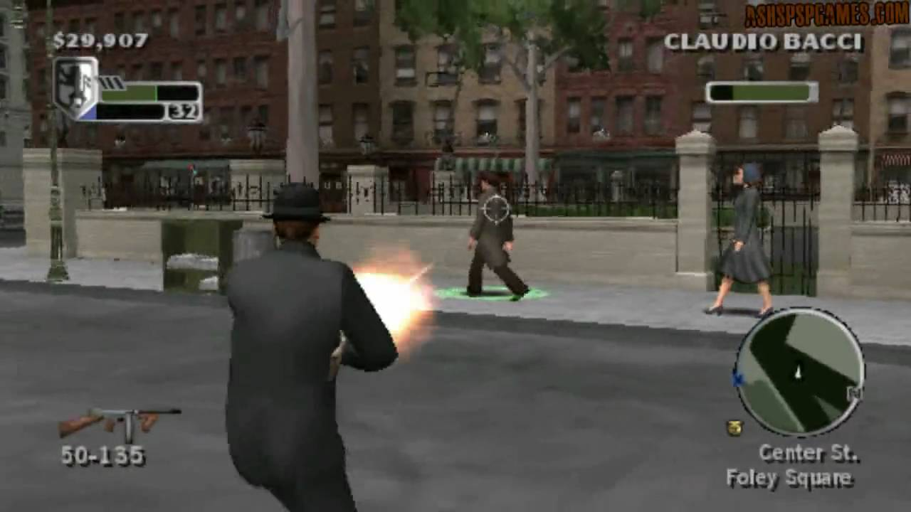 The Godfather: Mob Wars - PSP - #15. Baptism By Fire [2/2 ...