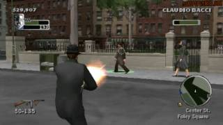 The Godfather: Mob Wars - PSP - #15. Baptism By Fire [2/2]