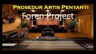 Lagu Batak Terbaru - Prosedur Jadi Artis Penyanyi di Foren Project, terbuka semua untuk trio Batak
