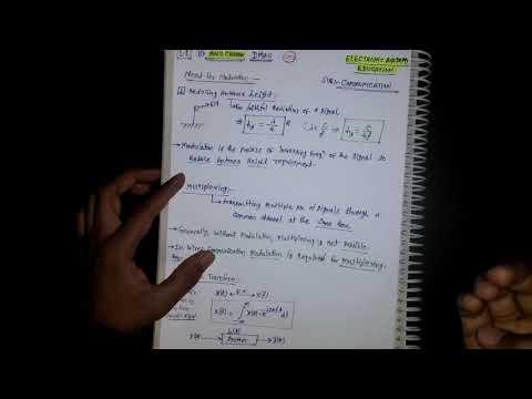 DMRC-2018 JE-ELECTRONICS/ELECTRICAL ✒️🎶LECTURE-1 SUB-COMMUNICATION 📎📍📝