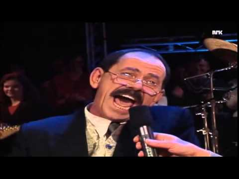 Scatman John   RARE INTERVIEW + PERFORMANCE On TV Show ''Rondo'' Aired On NRK1, Norway 17 02 1995