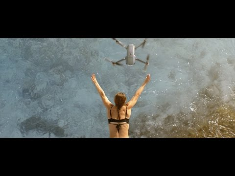 DJI - Mavic - See Everything by DJI  on YouTube