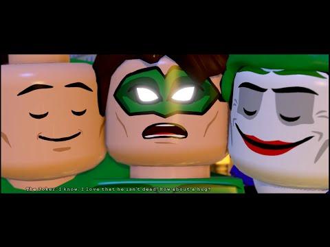 LEGO Batman 3: Beyond Gotham - Level 8: Big Trouble in Little Gotham (Batman/Superman/Wonder Woman)
