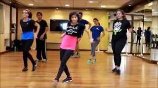 Zumba® Choreography by Vijaya Tu Meri , Bang Bang