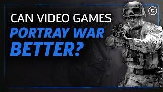 Can Video Games Portray War Better? - Reboot Episode 5