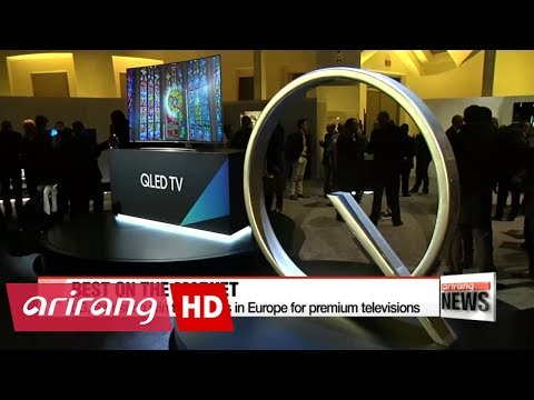 LG, Samsung receive top assessments for premium televisions