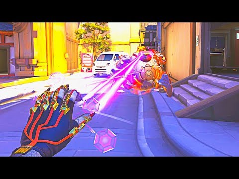 When Overwatch PROS Are GENIUS!! [200IQ Plays] thumbnail