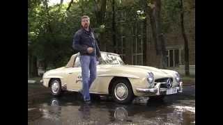 рассказ Mercedes 190SL