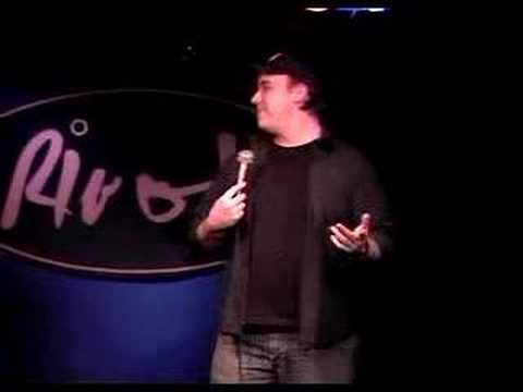 Pete Zedlacher @ The Altdot Comedy Lounge