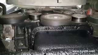 Как стучат цепи ГРМ на KIA Sorento 2.5 CRDi