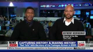 Red Tails Movie Trailer and Review on CNN