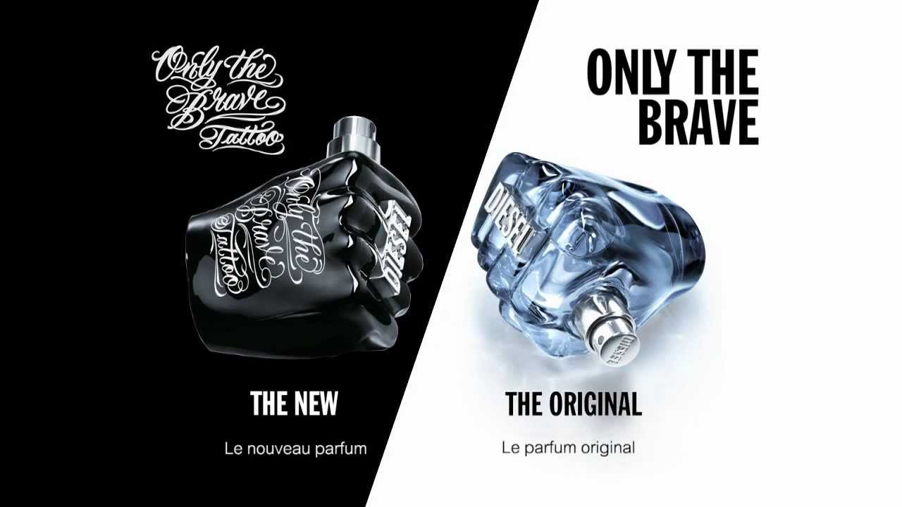 Diesel Only The Brave And Only The Brave Tattoo Youtube