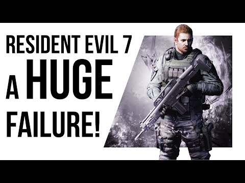 RESIDENT EVIL 7 was a SALES FLOP for Capcom