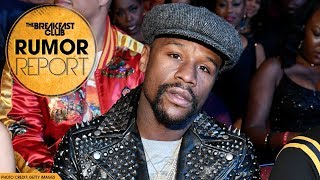 Floyd Mayweather's Bodyguard Shot In Drive-By
