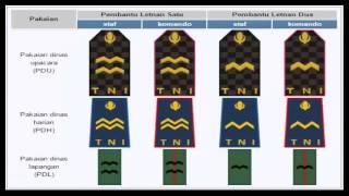 Tahukah anda Jenjang Kepangkatan ditubuh TNI AL Mp3