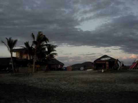 Cerritos Beach Club Sunset