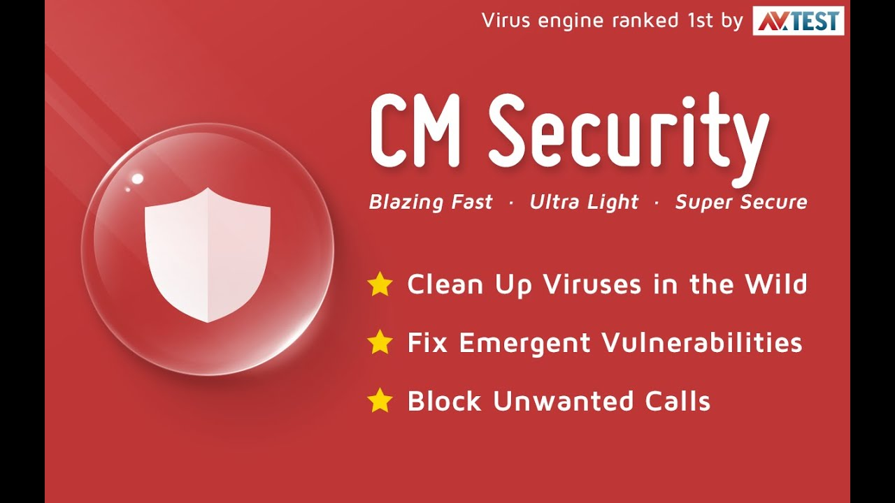 CM Security Full Android Apk DOWNLOAD