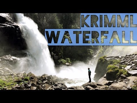 Krimml Waterfall (Austria Travel Vlog)