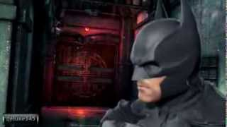 Batman: Arkham Origins Gameplay (PC HD)