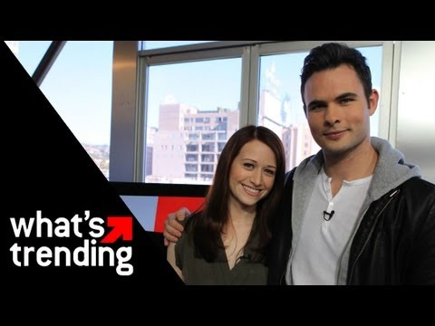Lizzie Bennet  Chat w Ashley Clements and Daniel Gordh  EXCLUSIVE