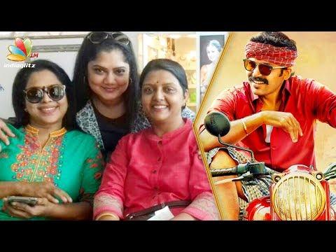 Karthi's Kadai Kutty Singam is a family oriented film : Viji Chandrasekhar Interview