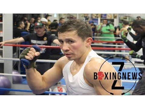 Gennady Golovkin does INTENSE WORKOUTS!!!! | Z-BoxingNews