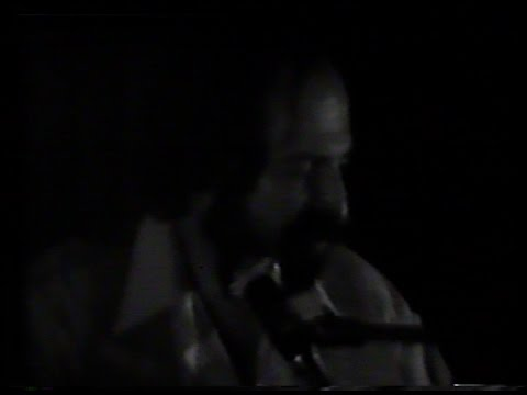 Honest Tom Pomposello - Plays at Horse Feathers -  January 3, 1982