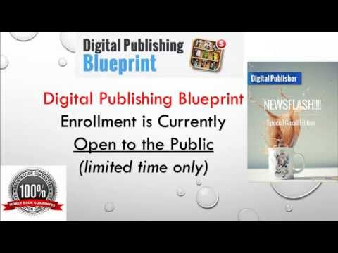 Buy digital publishing blueprint mill users in 12 ms youtube 322 digital publishing blueprint malvernweather Choice Image