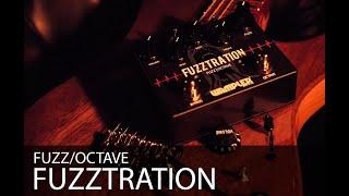 Wampler Fuzztration Demo - Tom Quayle
