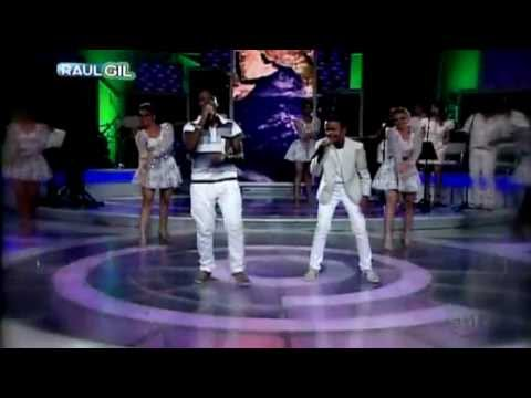 Jotta A. & Elton Soul - We Are The World - Programa Especial de Ano Novo - Raul Gil