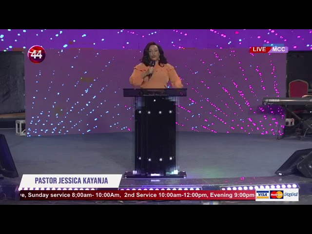 Pastor Jessica Kayanja