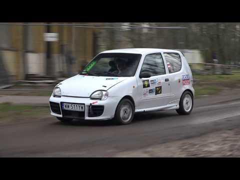 Tomasz Szymanski - Fiat Seicento - 3 Runda KWC Królewski Winter Cup Tor Służewiec 01-03-2020