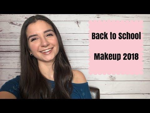 Chatty GRWM: Drugstore Back to School Makeup 2018    Amanda Martin
