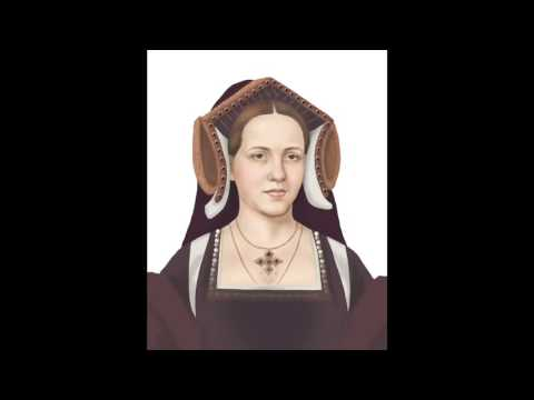 The Face of Catherine of Aragon Artistic Reconstruction
