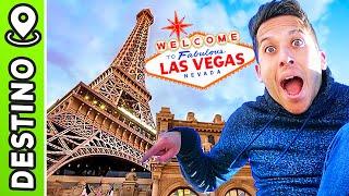 Top 5 HOTELES MÁS IMPRESIONANTES de Las Vegas! | Alex Tienda ✈️