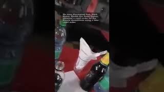 mike sonko leaked video 2: Mike sonko speaking to Maina