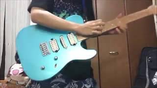 【Roselia】Sanctuary 日菜ギターで弾いてみた