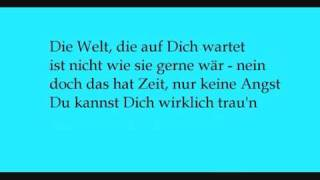 Pur  - Wenn du da bist (Lyrics)