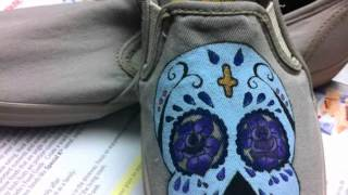 Axsgear.com Features Custom Vans Shoes Artwork By Shed Designs -- Customize Yourself!