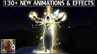The 130+ New Spell Animations & Effects of 7.3 - WoW Legion