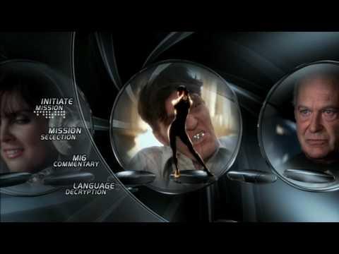 James Bond Ultimate Edition - The Spy Who Loved Me {Menu}