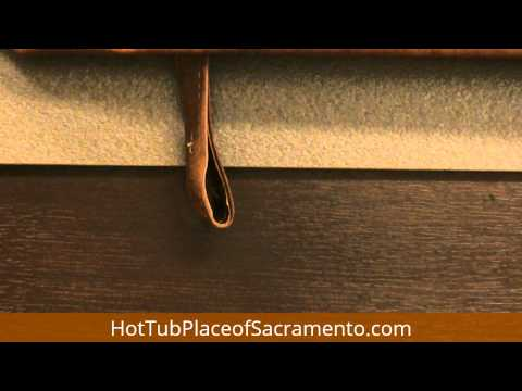 How to replace a broken clip on a spa or hot tub cover