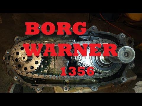 Borg Warner 1356 Transfer Case Inspection