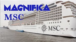 The Magnifica is one of 4 Musica Class ships from the Italian based...